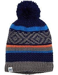 Buff Jungen Knitted and Polar Hat Kopfbedeckungen