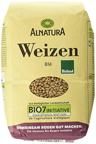 Alnatura Bio Getreide Weizen, 1.00 kg