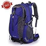 Best Water Proof Backpacks - ICOCO 40L Outdoor Hiking Large Rucksack Waterproof Travel Review