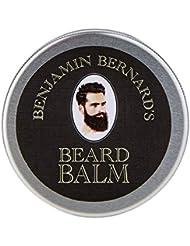 Benjamin Bernard - Baume luxueux pour barbe - soin parfumé - 100 g