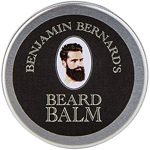 Benjamin Bernard Luxury Beard Balm For Men, balsamo barba Balsamo,