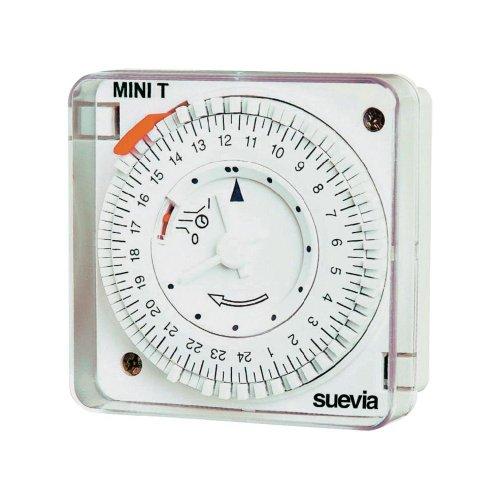 Suevia Mini T QRD Aufputz-Zeitschaltuhr analog 230 V/AC 16 A/230V