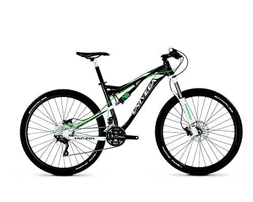 Univega Alpina SL 29.5 - 29 Zoll - Fully Mountain Bike - 30 Gang Shimano - rh: S/41cm