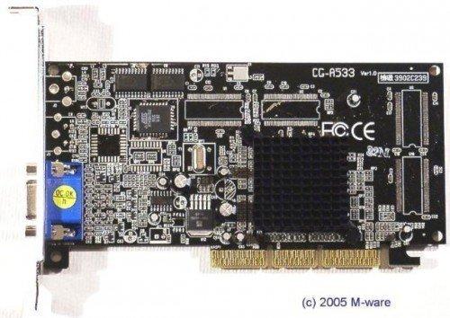 AGP-Grafik Ati Rage 128 Pro AGP4x ID2516 (128 Rage Ati Pro)