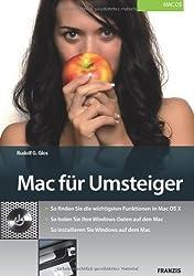 Mac für Windows-Umsteiger by Rudolf G. Glos (2008-11-05)