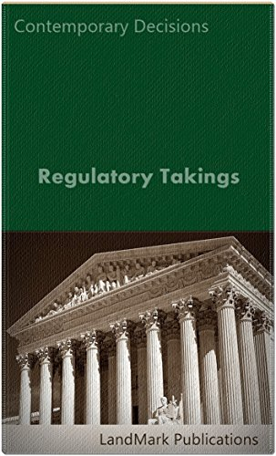 Regulatory Takings (Constitutional Law Series) (English Edition) -