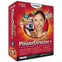 Cyberlink PowerDirector 9 Deluxe