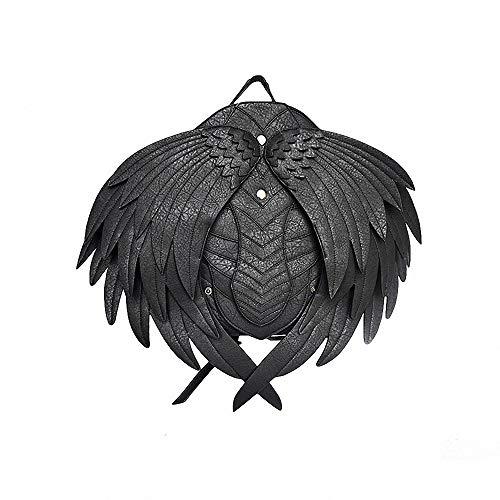 CBA BING Gothic Leder Rucksack Steampunk Fashion Travel Casual Bag Retro Männer und Frauen Modelle