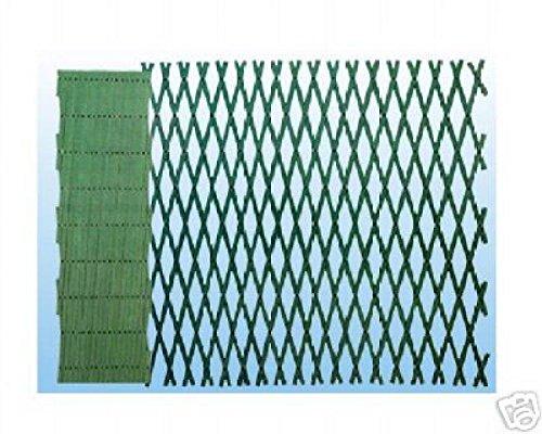 Traliccio estensibile per rampicanti in materiale plastico.