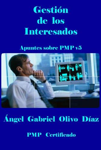 Portada del libro Gestión de los intervinientes - PMP V5 (Apuntes sobre PMP v5 nº 10)