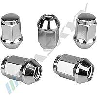 20Cromo Tuerca Rueda M12x 1,25x 34SW19Cono cintura Cono 60° aluminio Llantas de Acero Suzuki