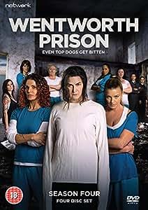 Wentworth Prison: Season Four [DVD]