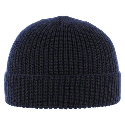 portuale-cuffia-a-maglia-con-teflon-cuffia-con-risvolto-beanie-invernale-taglia-unica-blu