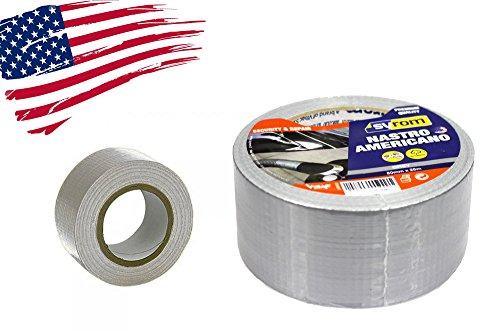 vetrineinreter-nastro-americano-25-metri-larghezza-50-mm-telato-per-riparazioni-tubi-adesivo-imperme