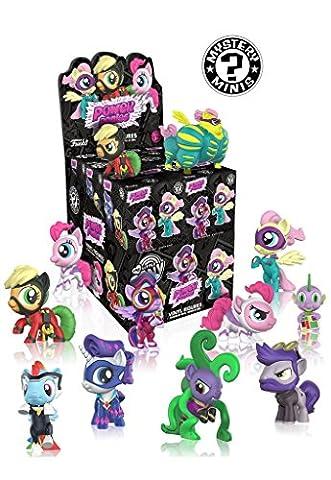 My Little Pony Mystery Series 4 Power Ponies Minis Vinyl