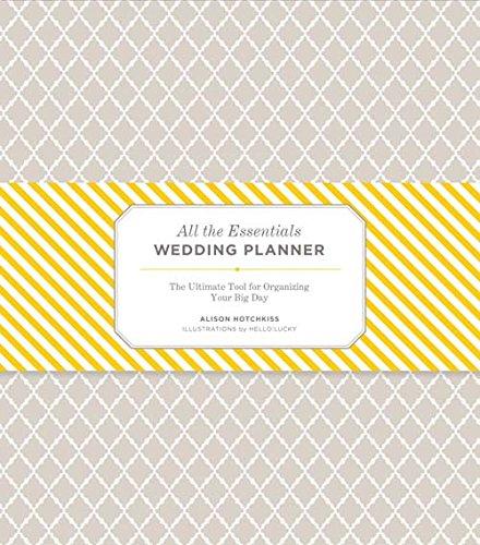 All the Essentials Wedding Planner