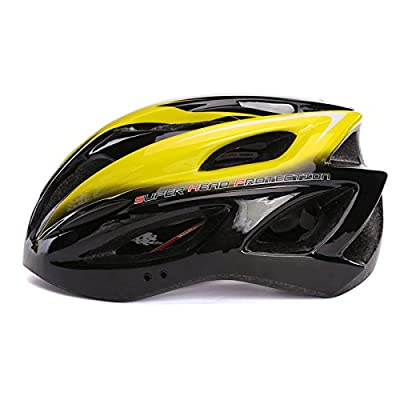 240g Ultra Light Weight Bike Helmet, Adjustable Sport Cycling Helmet Bike Bicycle Helmets For Road & Mountain Biking,Motorcycle For Adult Men & Women,Youth - Racing,Safety from Zidz