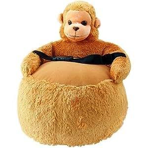 Monkey Chair : Big Soft Toys