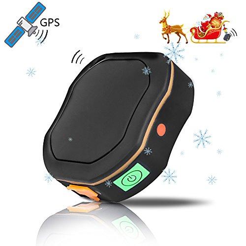 XYXtech Mini wasserdicht Tracking-Gerät mit leistungsstarken Magnet Long Standby GPS Tracker, Finden Sie Kinder / Olds / Haustiere / Autos