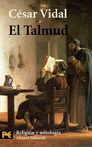 El Talmud (Biblioteca Tematica. Biblioteca de Consulta) por Cesar Vidal Manzanares