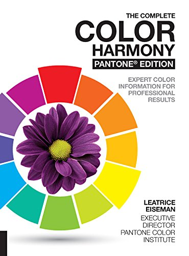 The complete colour harmony pantone edition