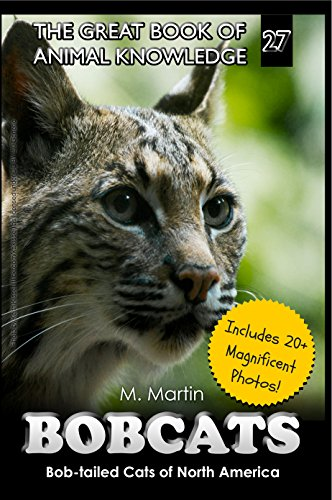 bobcats-bob-tailed-cats-of-north-america-the-great-book-of-animal-knowledge-27-english-edition