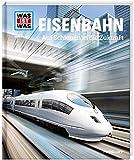 WAS IST WAS Band 54 Eisenbahn. Auf Schienen in die Zukunft (WAS IST WAS Sachbuch, Band 54) - Bernd Flessner