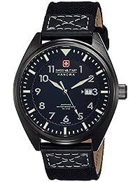 Swiss Military Hanowa Herren-Armbanduhr Analog Quarz 06-4258.30.007