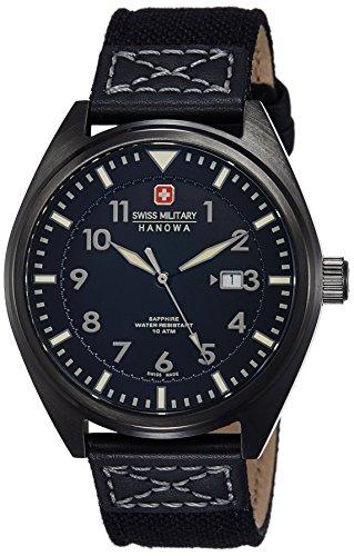 51tiBbFlxPL - Swiss Military Mens SM14526JSUBK.H02 watch
