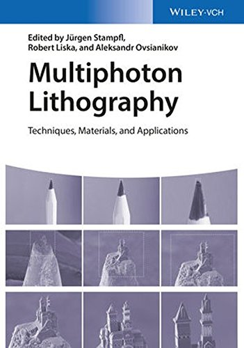 Multiphoton Lithography: Techniques, Materials and Applications