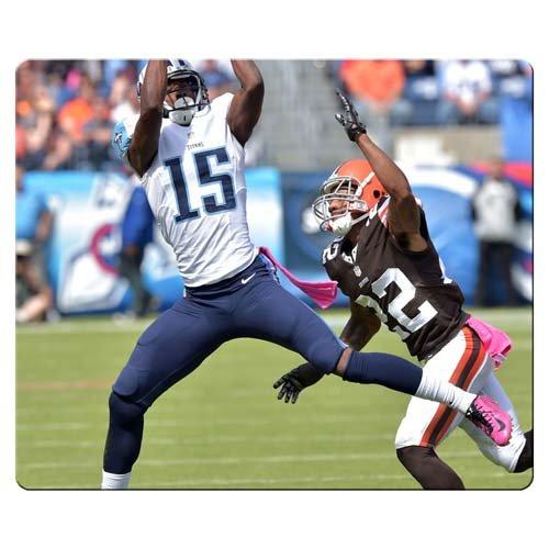 26x 21cm 25,4x 20,3cm Mauspad Reinigungstuch & Gummi Antislip genau NFL Football Logo