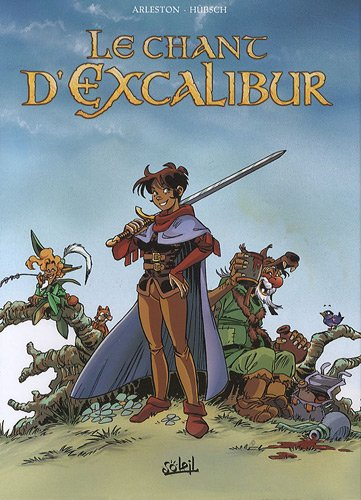 LE CHANT D EXCALIBUR COFFRET T01 A 03