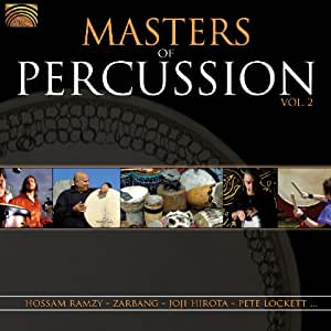 Masters of Percussion Vol.2