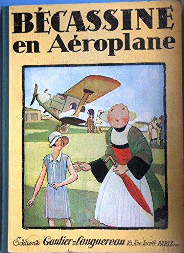 Bécassine en Aéroplane. E.O.