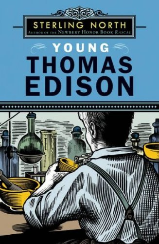 (Young Thomas Edison) By North, Sterling (Author) Paperback on (03 , 2009)