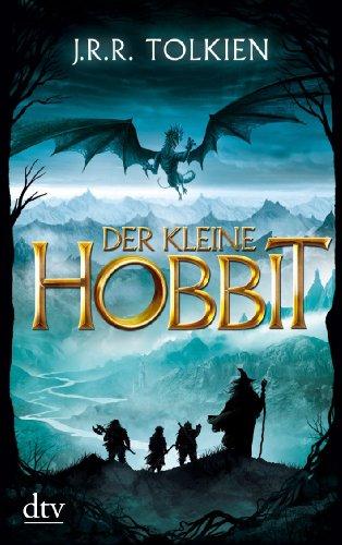 Buchseite und Rezensionen zu 'Der kleine Hobbit' von J.R.R. Tolkien
