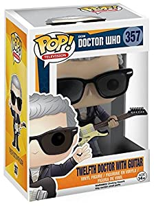 Doctor Who 12th Doctor with Guitar Vinyl Figure 357 Collector's figure
