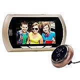 Sonnette sans Fil MECO 4.3 Pouces LCD : Le  meilleur rapport qualité prix