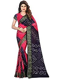 Sarees For Women Party Wear Designer Today Best Offers Buy Online In Low Price Sale Pink & Beige Color Art Silk...