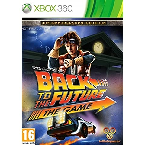 Back To The Future The Game - 30th Anniversary Edition (XBOX 360) [Xbox 360] [importación inglesa]