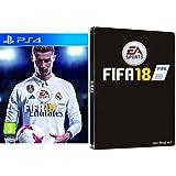 FIFA 18 + Steelbook Esclusiva Amazon - PlayStation 4 - Electronic Arts - amazon.it