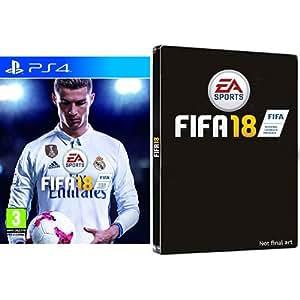 FIFA 18 + Steelbook Esclusiva Amazon - PlayStation 4