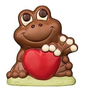Schokoladen-Frosch Romeo