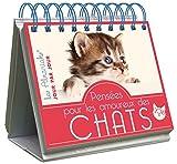 Telecharger Livres Almaniak Pensees pour les amoureux des chats 2016 (PDF,EPUB,MOBI) gratuits en Francaise