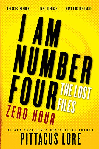 I Am Number Four: The Lost Files: Zero Hour