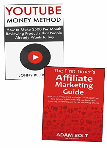 Beginner Affiliate Business Ideas: Earn Affiliate Commissions via YouTube Video Marketing & Product Launch Marketing book cover