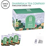 [Sponsored]Dharmsala Green Tea Teabags, Himalayan Green Loose Leaf Teabags, Weight Loss & Slimming Tea, Highest Levels Of...