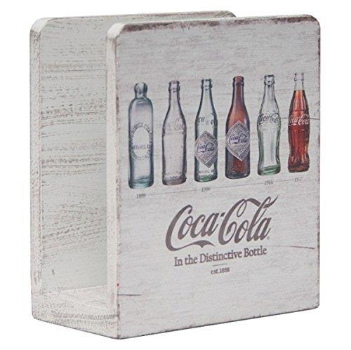 Sunbelt Gifts 4400-76 Evolution Serviettenhalter, Mehrfarbig - Coca Cola Flaschenöffner Schlüsselanhänger