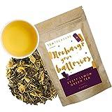 [Sponsored Products]Tea Treasure | Zesty Lemon Whole Leaf Green Tea | Natural Ingredients: Green Tea, Lemon Peel, Lemon Grass And...