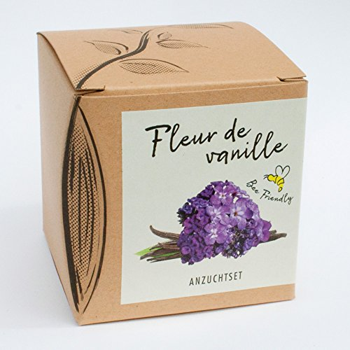 "Geschenk-Anzuchtset\""Fleur de Vanille\"""